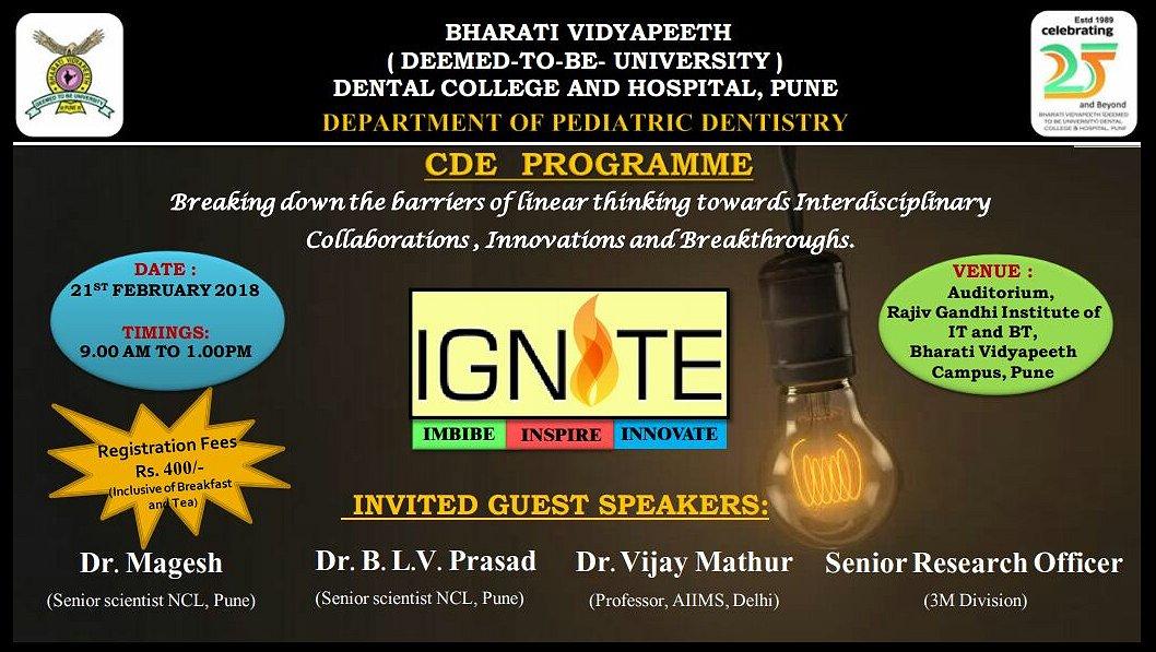 BV (DU) Dental College and Hospital, Pune, India